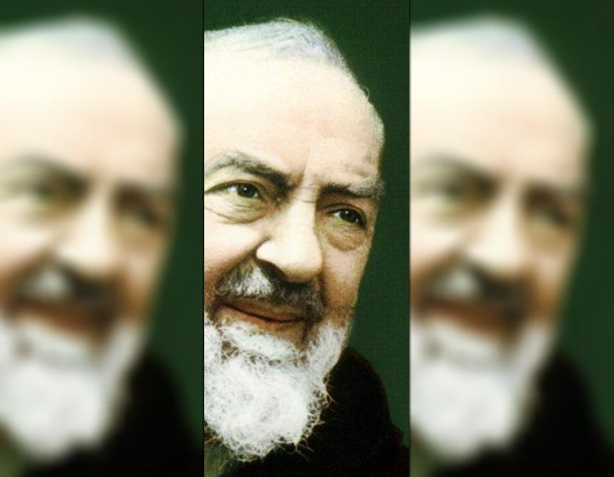 Quando Padre Pio andava in paese…